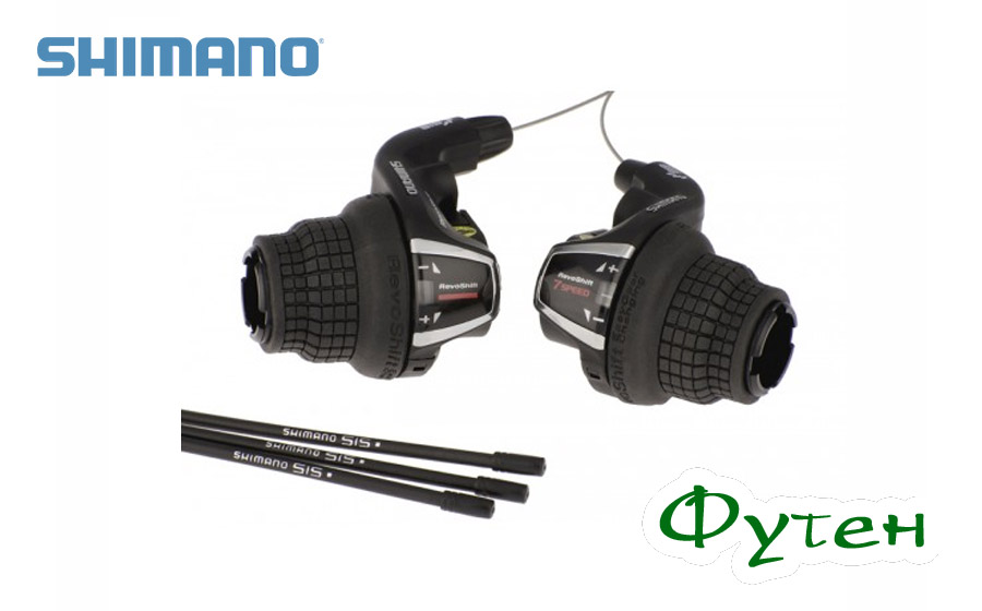 Манетки Shimano SL-RS45 TOURNEY 3х7
