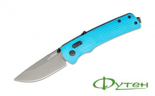 Нож складнойSOG FLASH ATcivic cyan