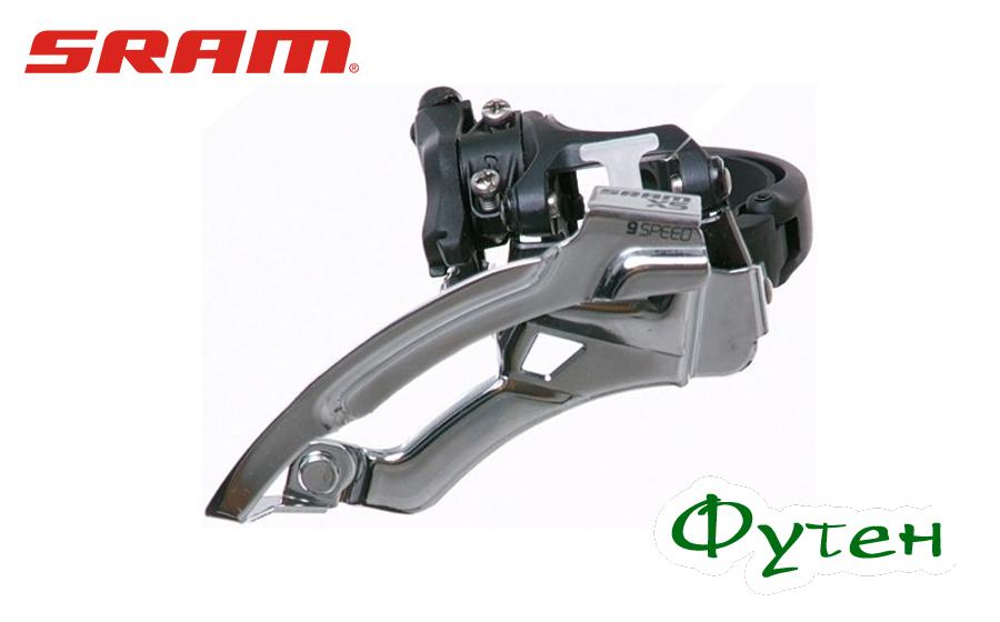 переключатель SRAM X-5 3x9 LC 31/34 DP