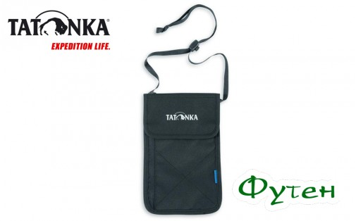 Tatonka NECK WALLET black