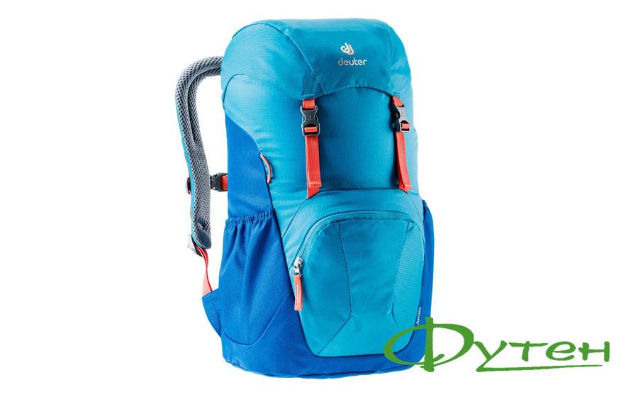 Детский рюкзак Deuter JUNIOR azure-lapis