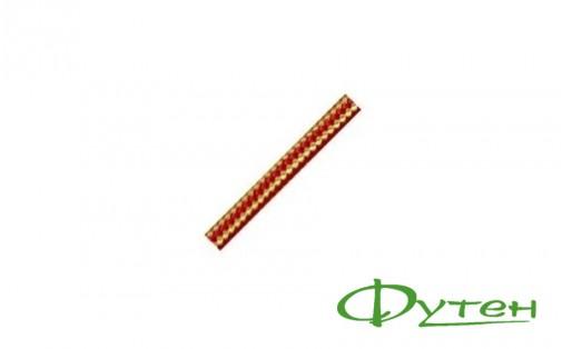 Веревка шнур Tendon 6 мм красный-желтый