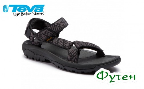 Сандали Teva HURRICANE XLT2 boomerang black