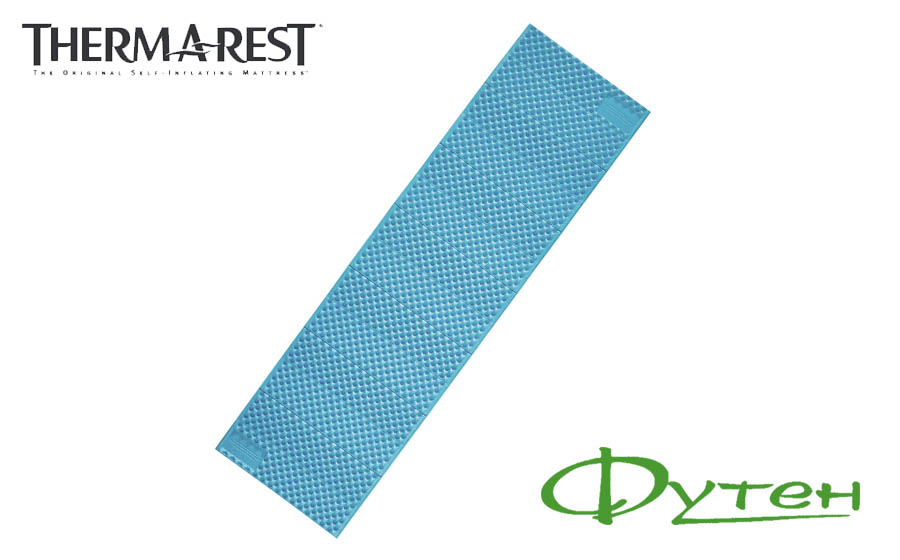 Каремат Therm-A-Rest Z-Lite SOLblue/silver