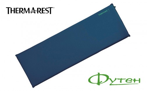 Коврик самонадувной Therm-A-Rest BASECAMP Large poseidon blue