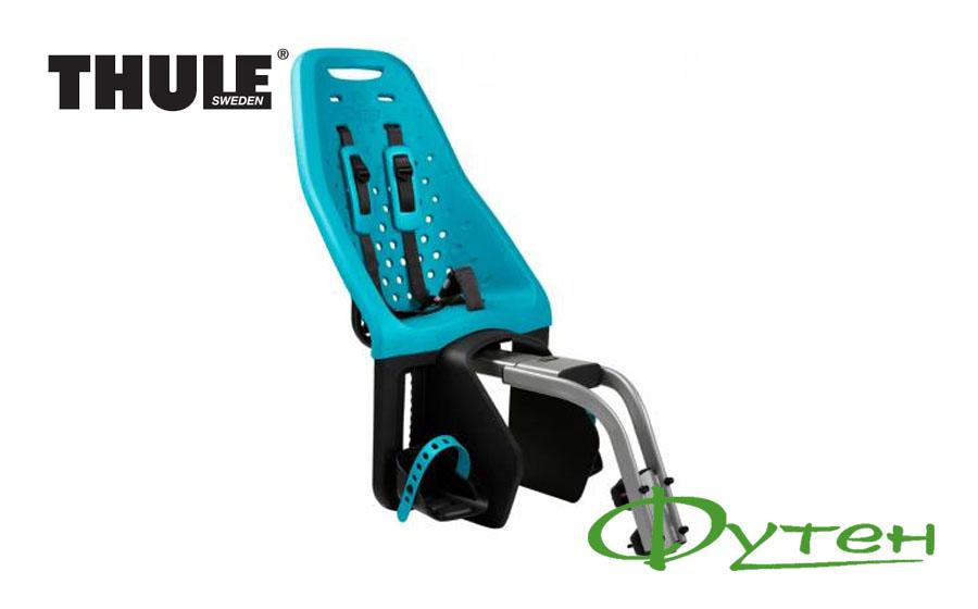 велокресло на раму Thule Yepp Maxi Seat Post ocean