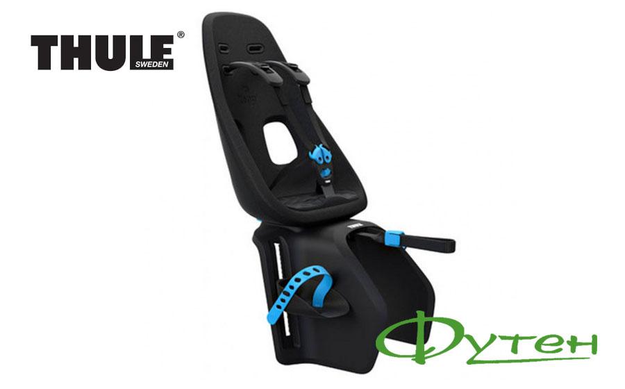 Велокресло Thule Yepp Nexxt Maxi Universal Mount obsidian