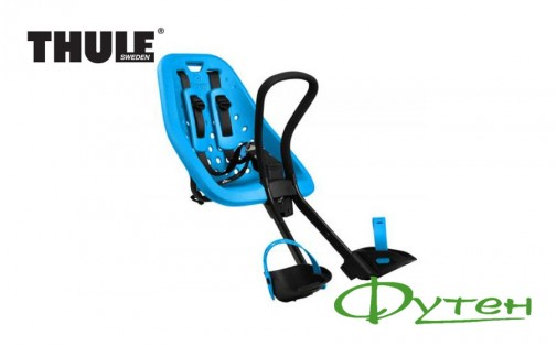 Велокресло детское на руль Thule Yepp Mini blue
