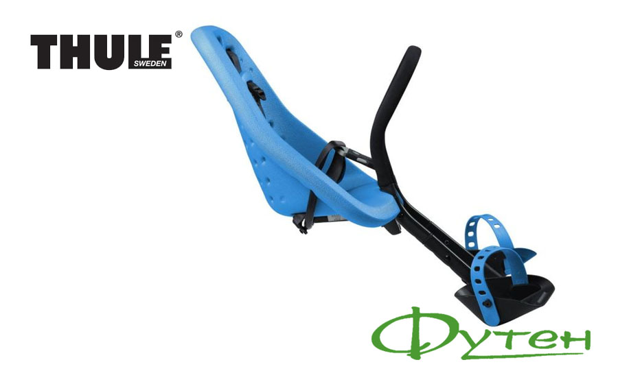 Велокресло  Thule Yepp Mini blue