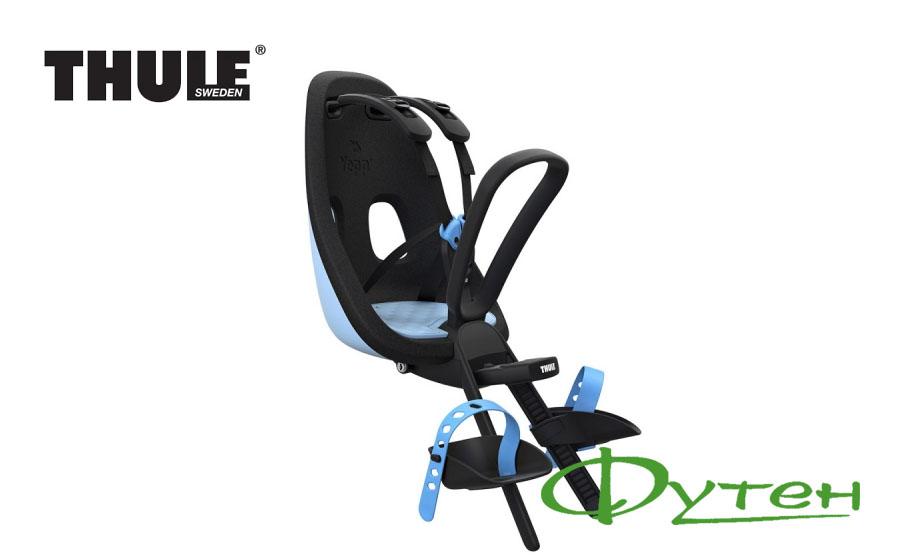 Велокресло детское Thule Yepp Nexxt Mini auqamarine