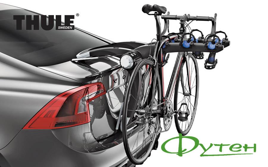 крепление велосипеда Thule RaceWay 3