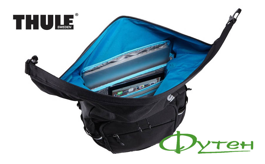 Thule Packn Pedal Commuter внутри