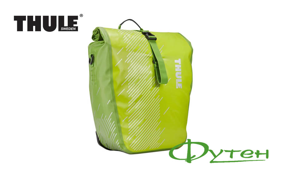 сумка Thule Shield Pannier Small chartreuse