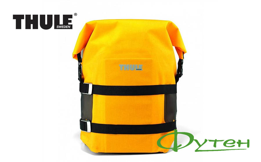 сумка Thule Packn Pedal Large Adventure Touring Pannier zinnia