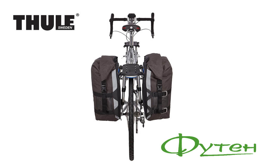 Thule Packn Pedal Large Adventure Touring Pannier