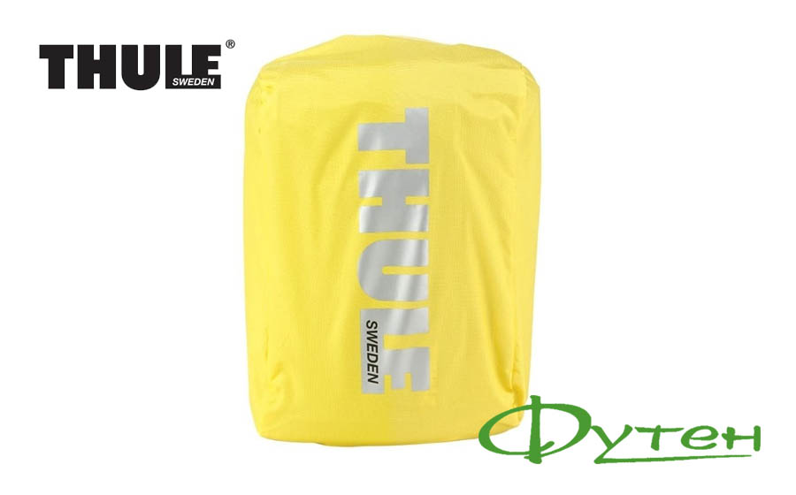 Дождевик на сумку THULE Pannier Rain Cover Large yellow