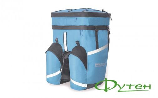 Велобаул Travel Extreme MONO 75 л blue