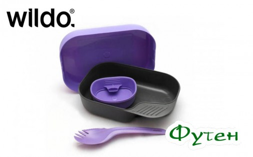 Wildo CAMP-A-BOX LIGHT blueberry