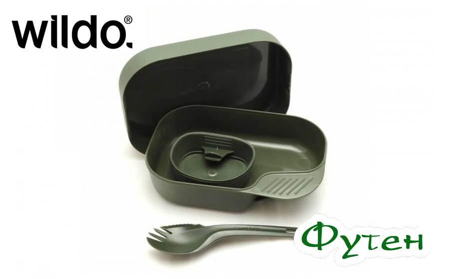 Wildo CAMP-A-BOX LIGHT olive green