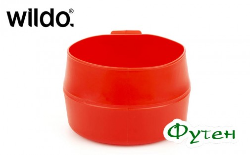 Wildo FOLD-A-CUP BIG 600 мл red