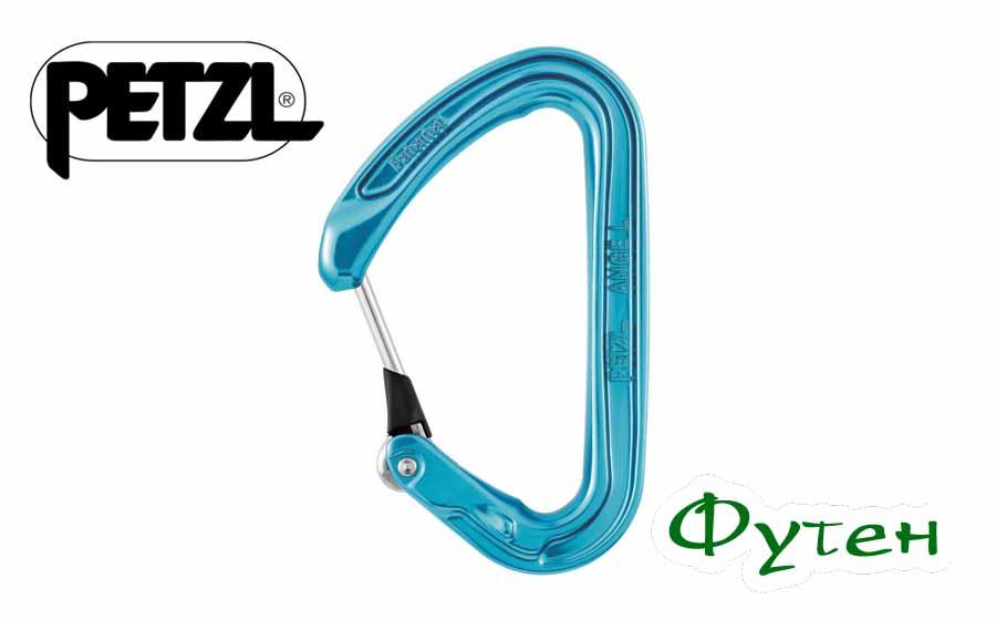 Карабин Petzl ANGE L blue