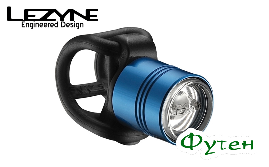 Lezyne LED FEMTO DRIVE REAR голубой