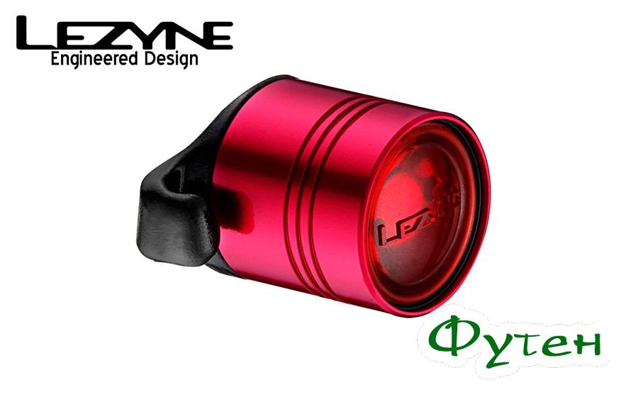 Велосипедная мигалкаLezyne LED FEMTO DRIVE REAR красный