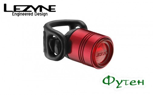 Lezyne LED FEMTO DRIVE REAR красный