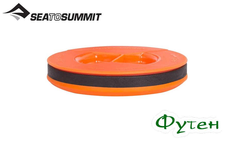 Кружка складная Sea to Summit X-SEAL & GO SMALL orange