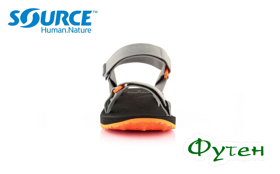 Сандали Source URBAN Womens orange/grey