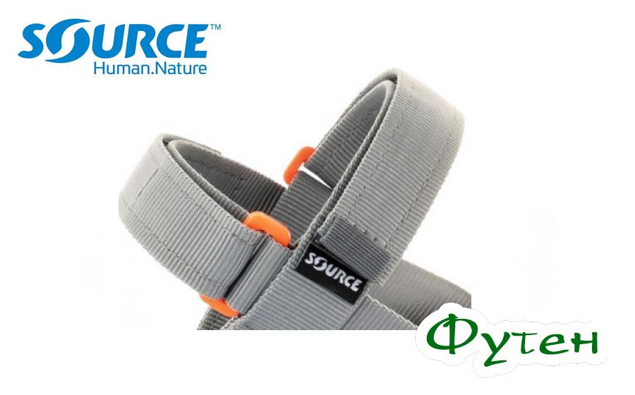 Сандали Source URBAN orange/grey
