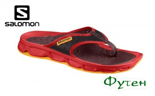 Тапочки Salomon RX BREAK fiery red/sy