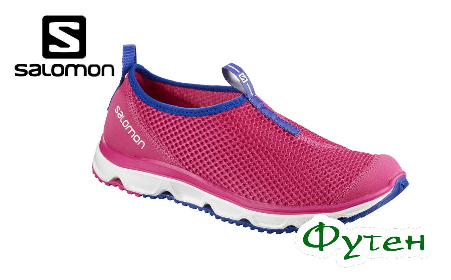 Кроссовки Salomon RX MOC 3.0 W pink yar