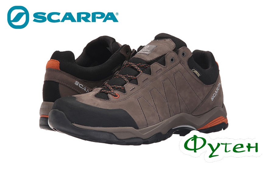 Scarpa MORAINE PLUS GTX charcoal