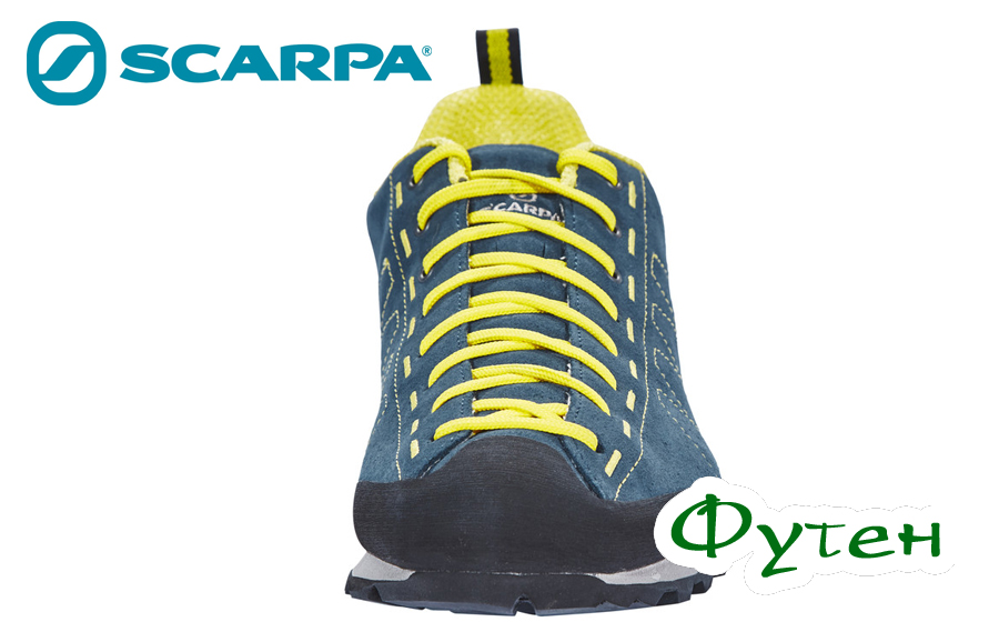 Scarpa HIGHBALL okean-bright yellow
