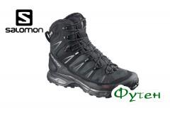 Ботинки мужские зимние Salomon X ULTRA WINTER CS WP black/black