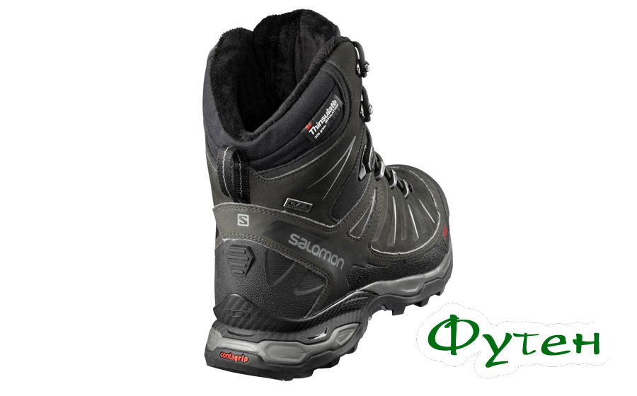 Salomon X ULTRA WINTER CS WP black/black
