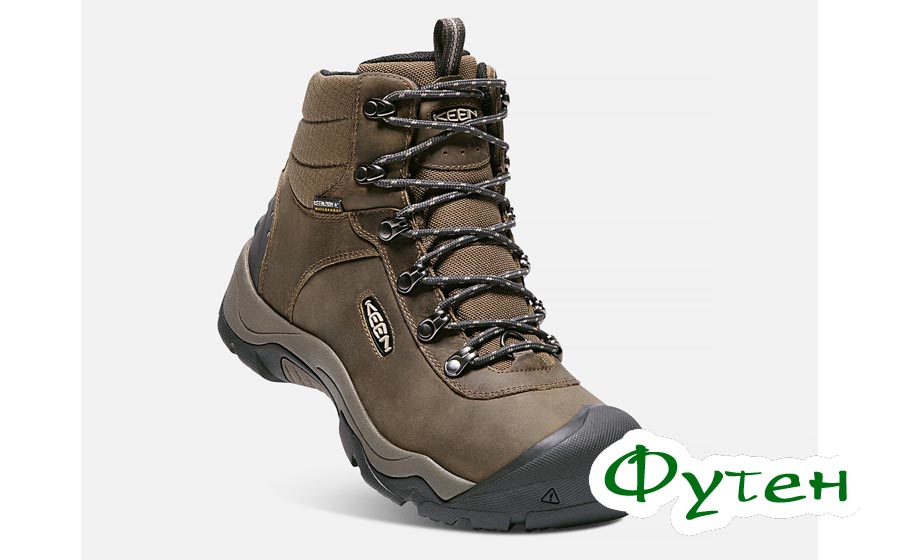 Ботинки Keen REVEL III M great wall/canteen