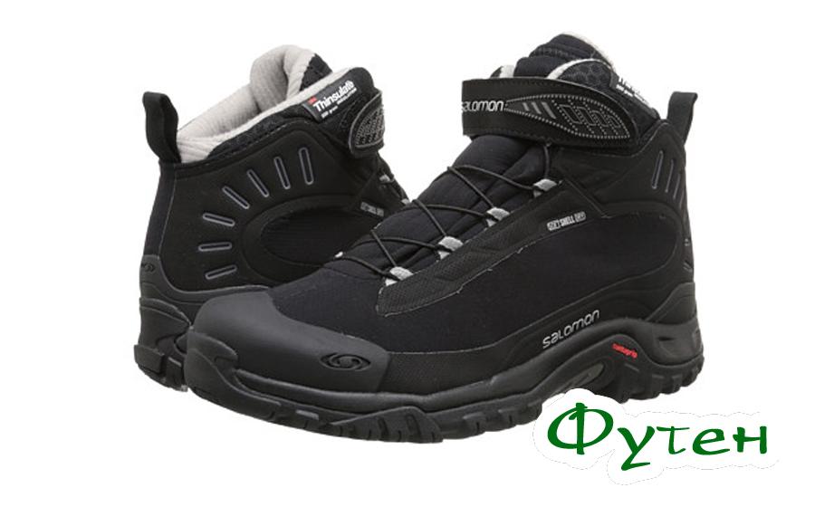 Ботинки мужские зимние Salomon DEEMAX 3 TS WP