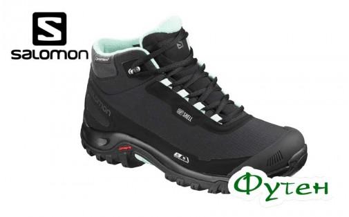 Ботинки женскиеSalomon SHELTER CS WP