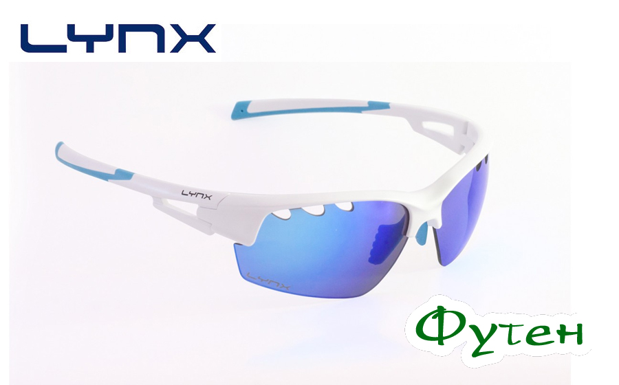 очки Lynx NORFOLK W matt white