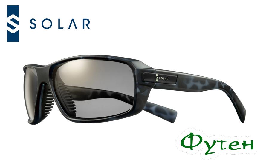 Очки Solar PRINCE Tortoise grey/black