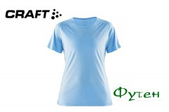Футболка жіноча Craft PRIME TEE W aqua