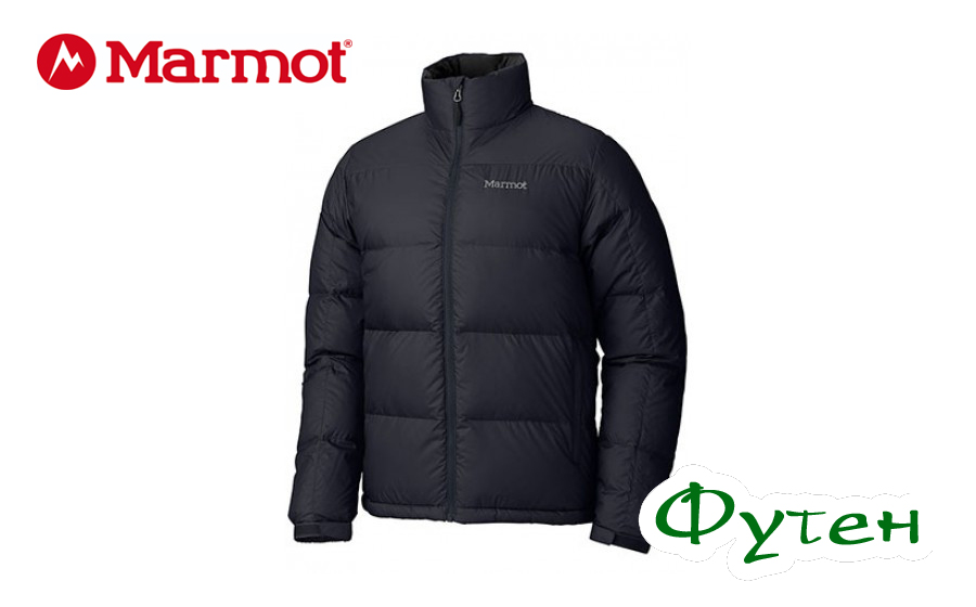 Marmot GUIDES DOWN SWEATER black