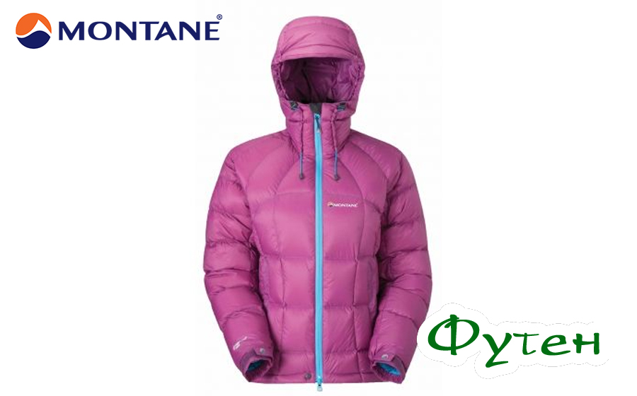Куртка женская Montane NORTH STAR dahlia