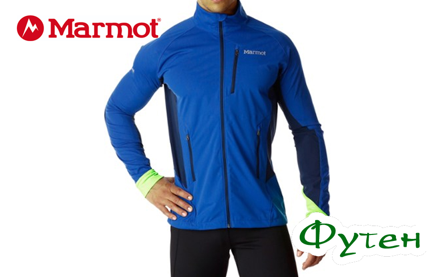 Куртка Marmot FUSION JKT dark azure/dark ink