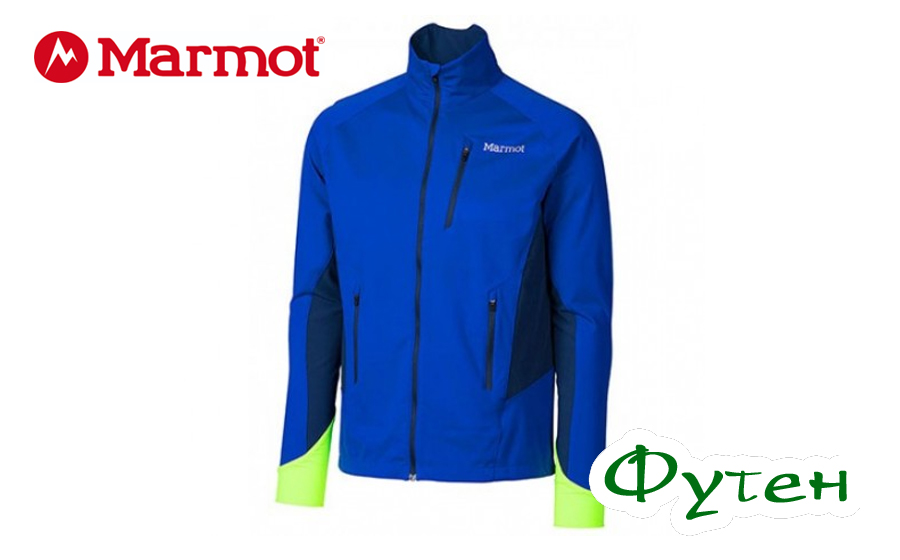 Куртка Marmot FUSION JKT dark azure/dark inkM