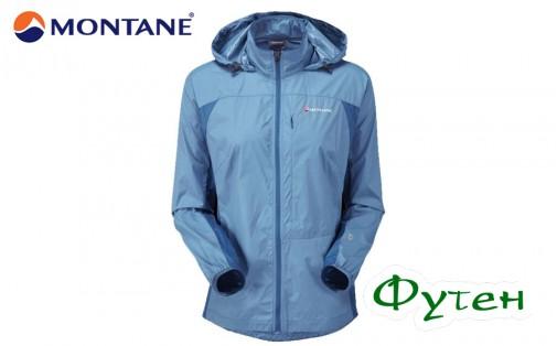 Ветровка Montane FEMALE LITE-SPEED JKT azure