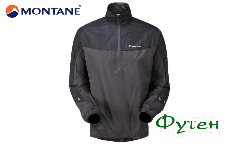 Ветровка Montane Pertex FEATHERLITE SMOCK graphit