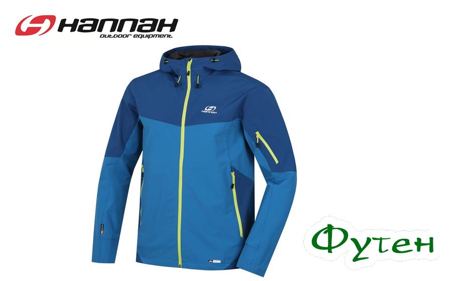 Куртка спортивная HannahSAWNEY turkish tile/moroccan blue